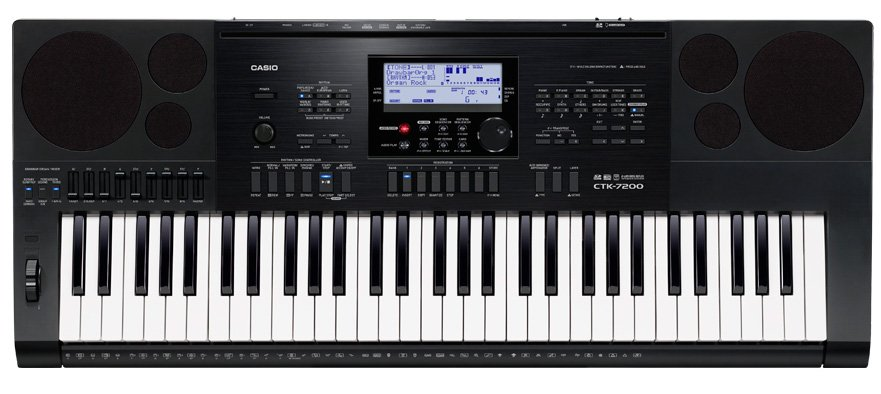 Синтезатор Casio CTK-7200 фото