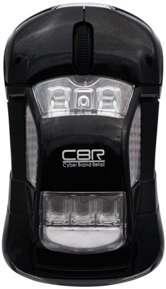 Компьютерная мышь CBR MF 500 Cosmic Black фото
