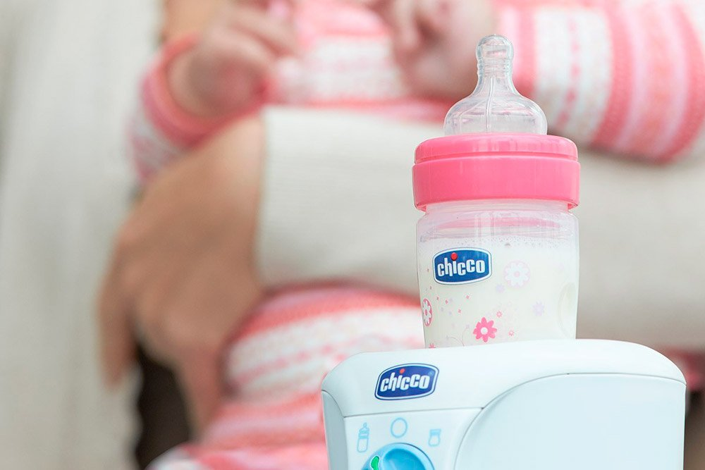 chicco bottle warmer how to use