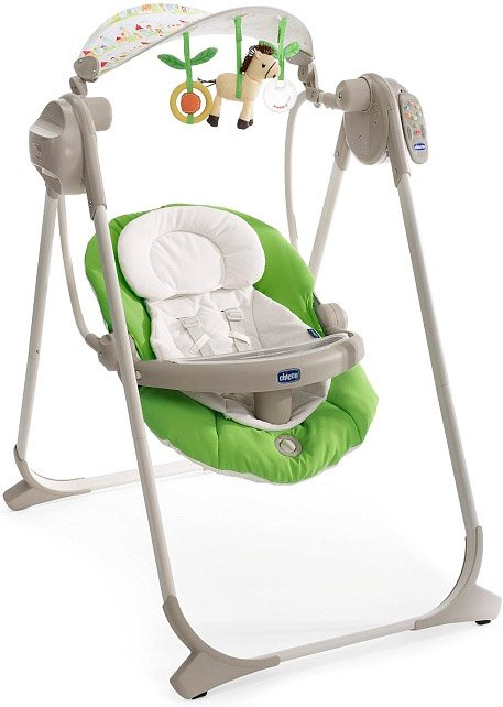 Детские качели Chicco Polly Swing Up