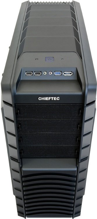 Корпус для компьютера Chieftec Dragon DX-02B-OP