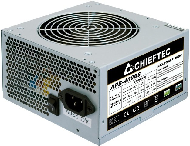 Блок питания Chieftec Value APB-400B8 фото
