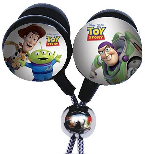 Наушники Cirkuit Planet DSY-HP795 Toy Story