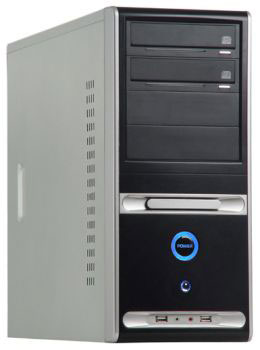 Корпус для компьютера Colors-IT ATX-L8024-B34 350W