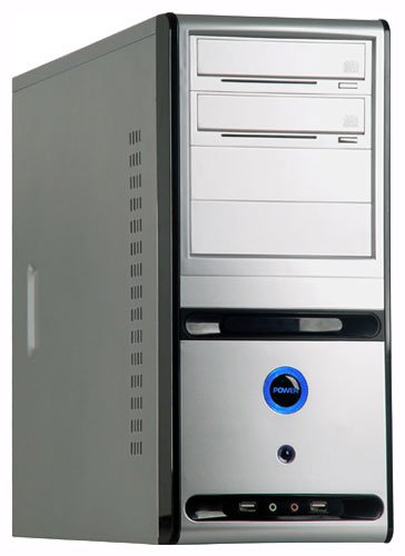 Корпус для компьютера Colors-IT ATX-L8024-B43 400W