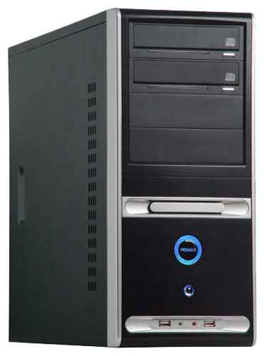 Корпус для компьютера Colors-IT ATX-L8024-C34 350W