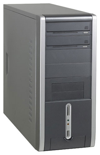 Корпус для компьютера Colors-IT ATX-L8030-B35 400W