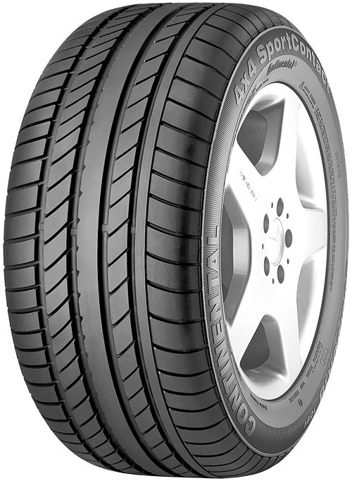 Летняя шина Continental Conti 4x4 SportContact 275/40R20 106Y
