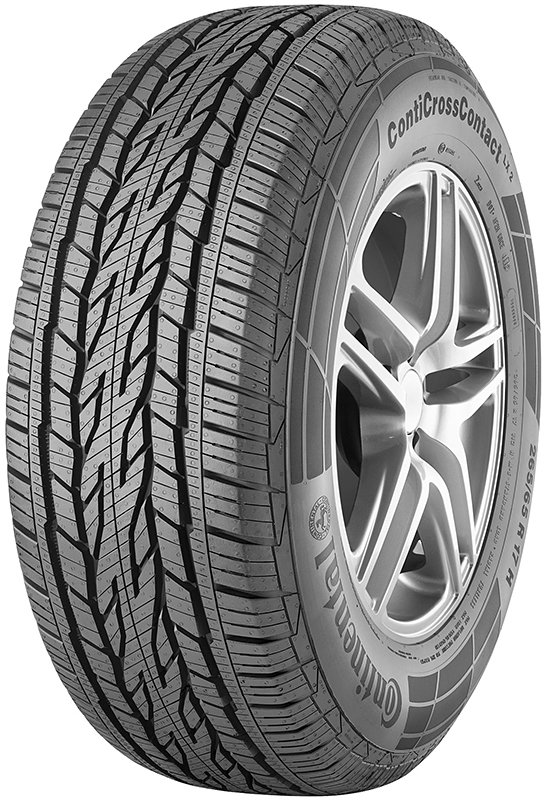 Летняя шина Continental ContiCrossContact LX 2 255/60R17 106H