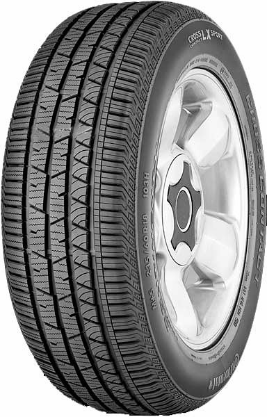 Летняя шина Continental ContiCrossContact LX Sport 235/55R19 101H