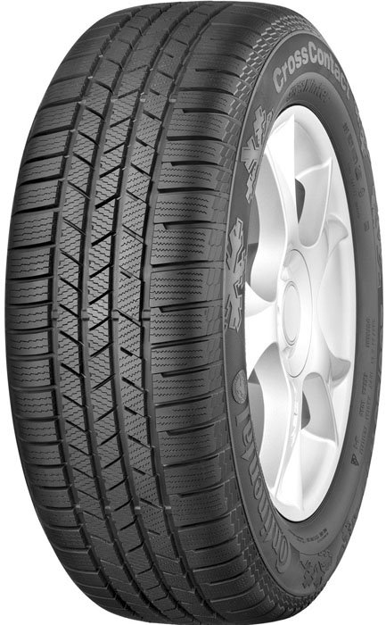 Зимняя шина Continental ContiCrossContact Winter 235/55R19 101H