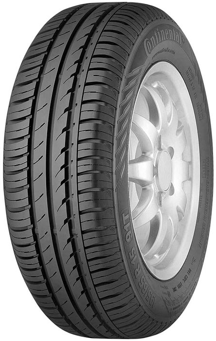 Летняя шина Continental ContiEcoContact 3 185/60R14 82T