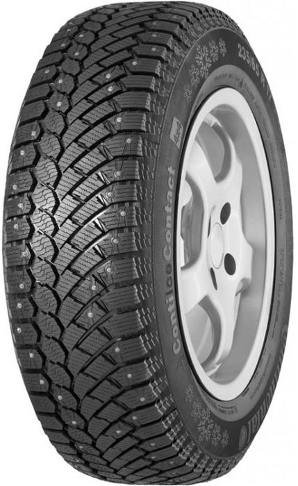 ������ ���� Continental ContiIceContact 255/55R18 109T