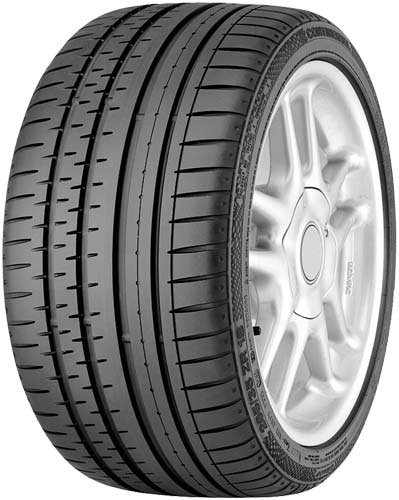 Летняя шина Continental ContiSportContact 2 225/40R18 92Y