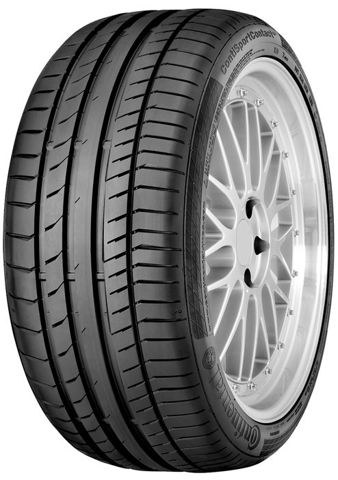 Летняя шина Continental ContiSportContact 5 255/35R18 94Y