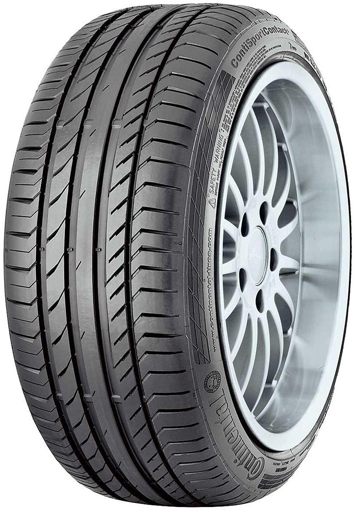 Летняя шина Continental ContiSportContact 5 255/50R19 107Y