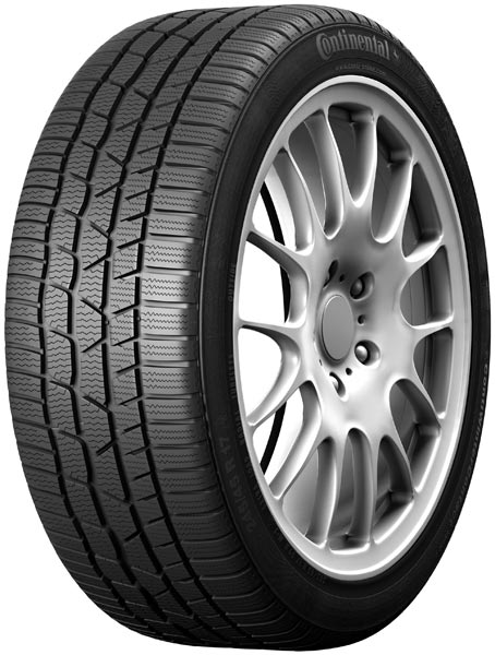 Зимняя шина Continental ContiWinterContact TS 830 P 215/55R16 97T
