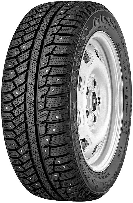 Зимняя шина Continental ContiWinterViking 2 245/50R18 100T