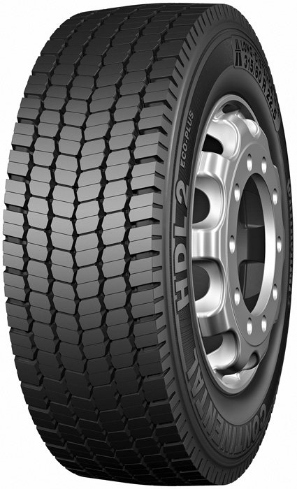 Шина Continental HDL2 Eco-Plus HDL2 Eco-Plus 315/60R22,5 152/148L