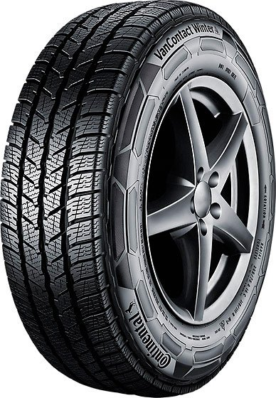 Зимняя шина Continental VanContact Winter 195/65R16C 104/102T