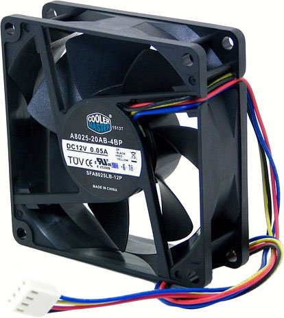 ���������� Cooler Master A8025-20AB-4BP-F1