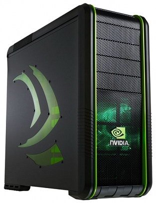 Корпус для компьютера Cooler Master CM 690 II Advanced nVidia Edition (NV-692A-KWN2)