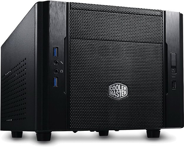 Корпус для компьютера Cooler Master Elite 130 (RC-130-KKN1)