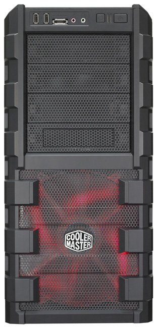 Корпус для компьютера Cooler Master HAF 912 Plus (RC-912P-KKN1) фото