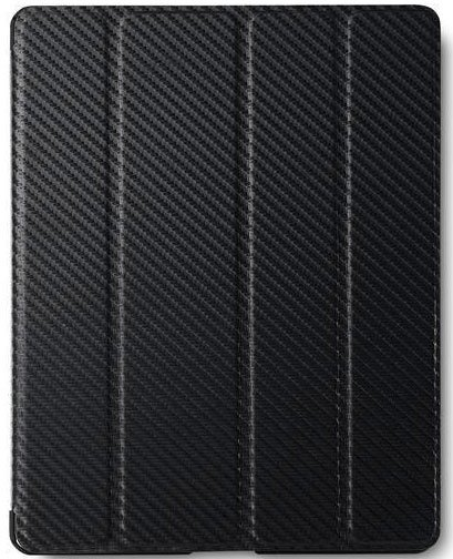Чехол для планшета Cooler Master Wake Up Folio Carbon Texture (C-IP3F-CTWU-KK)