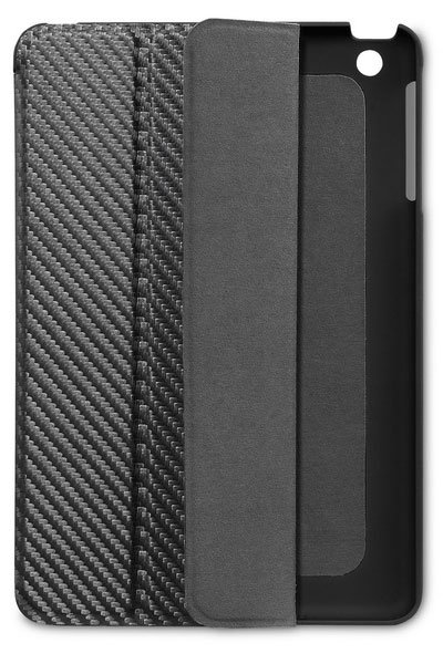 Чехол для планшета Cooler Master Wake Up Folio Carbon Texture For iPad mini (C-IPMF-CTWU-KK)