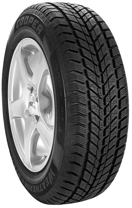 Зимняя шина Cooper WeatherMaster Snow (T Rated) 195/65R15 91T