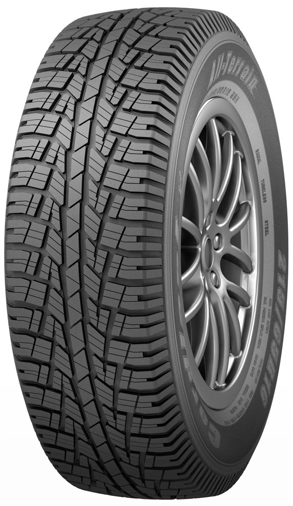 Летняя шина Cordiant All-Terrain 205/70R15 100H