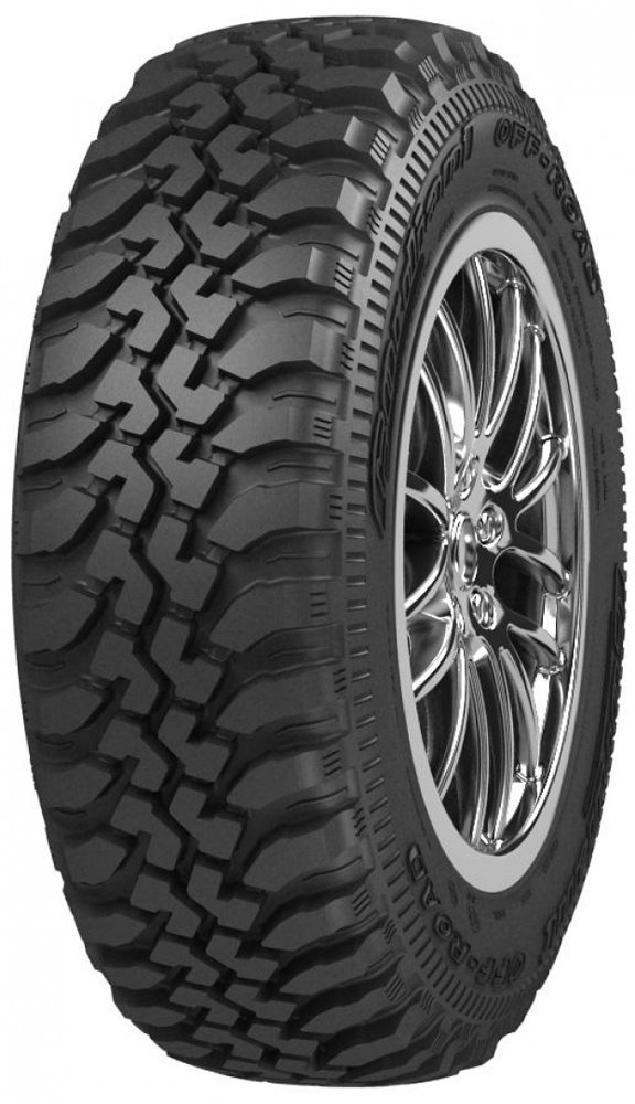 Летняя шина Cordiant Off Road 205/70R15 96Q
