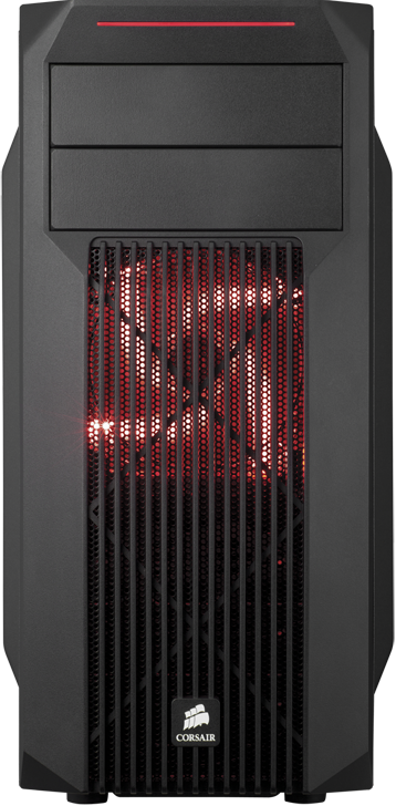 Корпус для компьютера Corsair Carbide Series SPEC-02 (CC-9011051-WW) фото