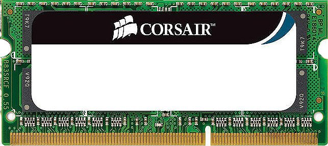Модуль памяти Corsair CMSO4GX3M1A1333C9 DDR3 PC3-10600 4Gb