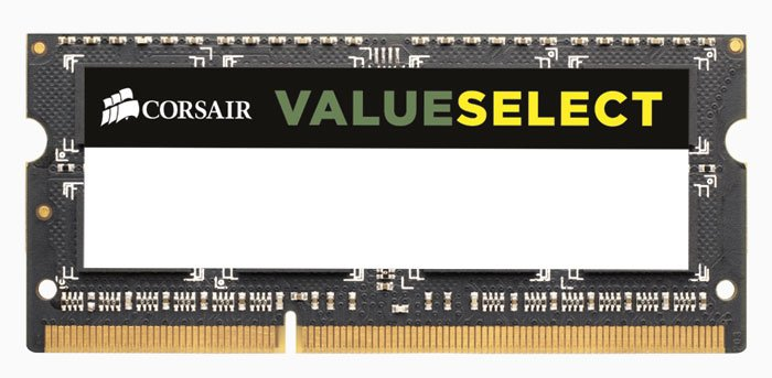 Модуль памяти Corsair CMSO8GX3M2A1600C11 DDR3 PC3-12800 2x4Gb