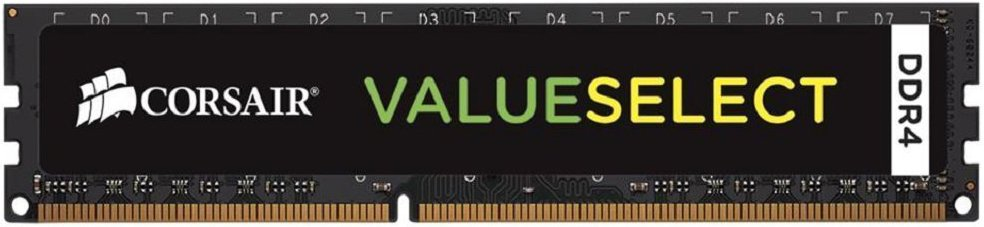 Комплект памяти Corsair Value Select CMV8GX4M1A2133C15 DDR4 PC4-17000 8Gb