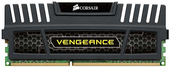 Модуль памяти Corsair CMZ4GX3M1A1600C9 DDR3 PC12800 4Gb фото