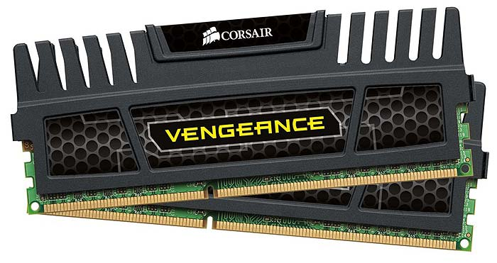 Модуль памяти Corsair CMZ4GX3M2A1600C9 DDR3 PC12800 2x2Gb фото