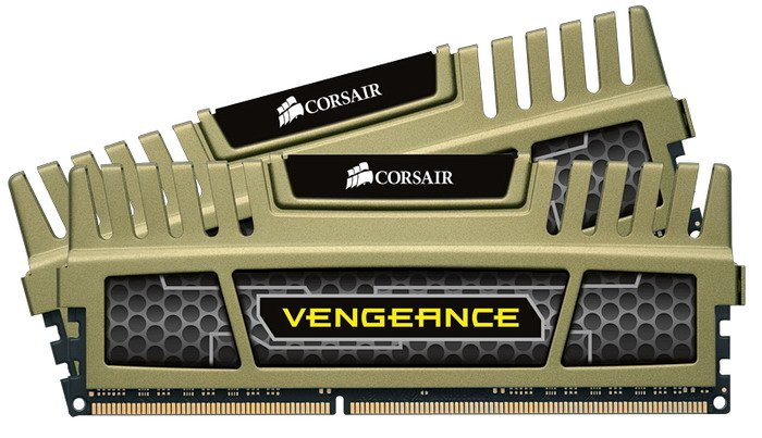 Модуль памяти Corsair CMZ8GX3M2A1600C9G DDR3 PC12800 2x4GB