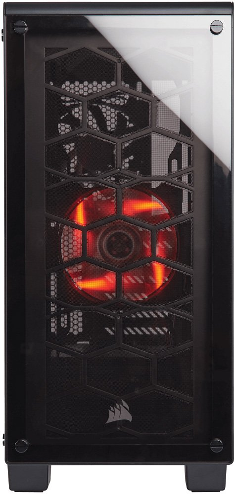 Корпус для компьютера Corsair Crystal 460X (CC-9011099-WW)