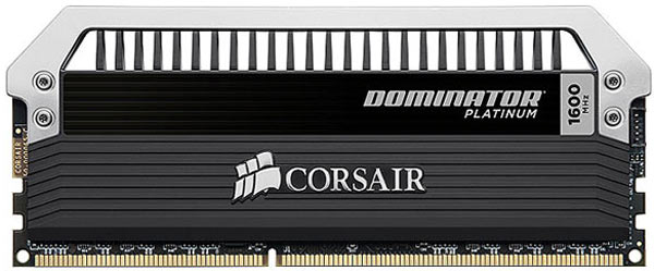 ������ ������ Corsair Dominator Platinum CMD8GX3M2A1600C9 DDR3 PC3-12800 2x4GB