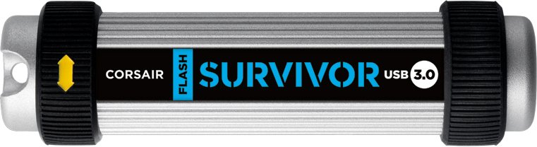 USB-флэш накопитель Corsair Flash Survivor 32Gb (CMFSV3-32GB)