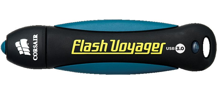 USB-���� ���������� Corsair Flash Voyager 32Gb (CMFVY3S-32GB)