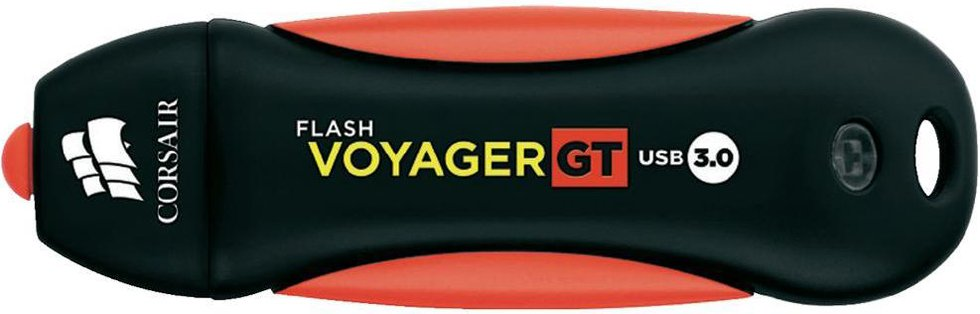 USB-флэш накопитель Corsair Flash Voyager GT USB 3.0 128GB (CMFVYGT3A-128GB)