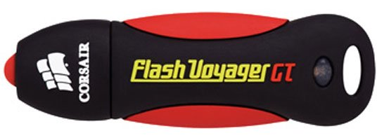 USB-флэш накопитель Corsair Flash VoyagerGT CMFUSB-32GBGT
