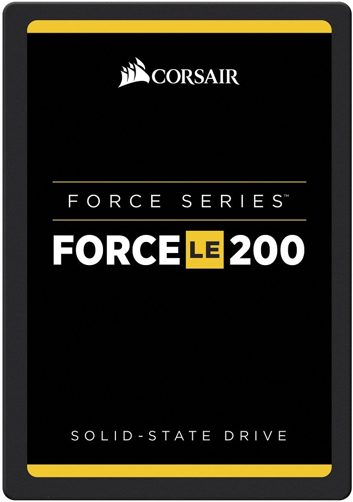 Жесткий диск SSD Corsair Force LE200 (CSSD-F120GBLE200) 120Gb фото
