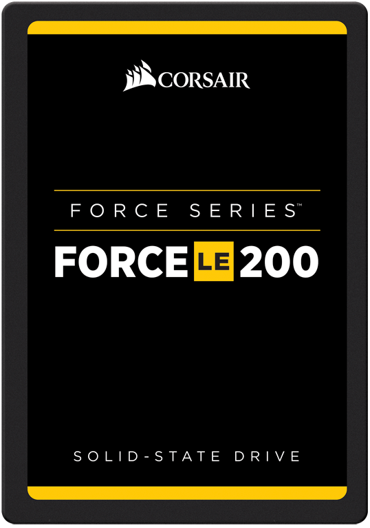 Жесткий диск SSD Corsair Force LE200 (CSSD-F240GBLE200) 240Gb фото