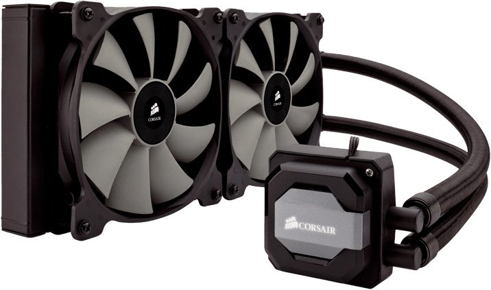 Система водяного охлаждения Corsair Hydro H110i GT Extreme Performance Liquid CPU (CW-9060019-WW)