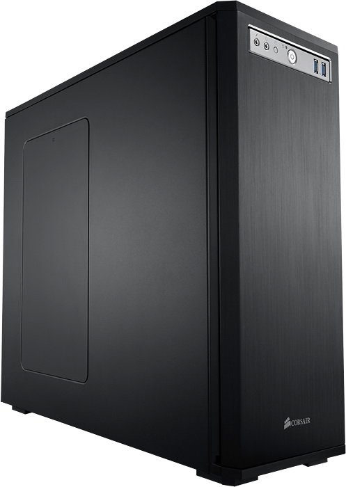 Корпус для компьютера Corsair Obsidian Series 550D (CC-9011015-WW)